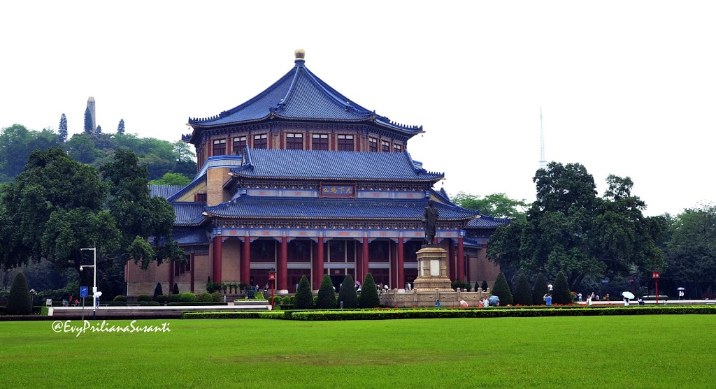 Guangzhou #1 – Sun Yat Sen Memorial Hall